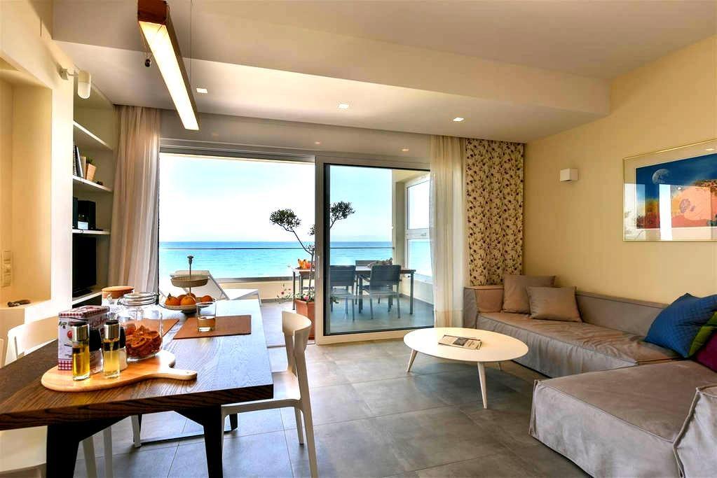 Rodia beach - Suite Pasithea with amazing sea view - Kokkinos Pirgos