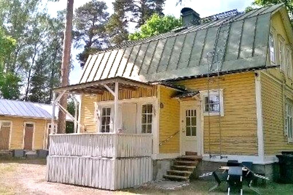 Villa Åsa, Korsmaninkatu 58 - Hanko