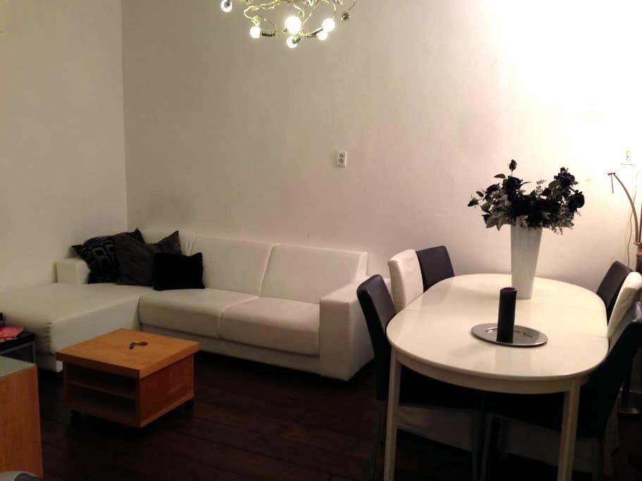 Appartement - Benedenwoning met tuin in Groningen - Groningen - Apartamento