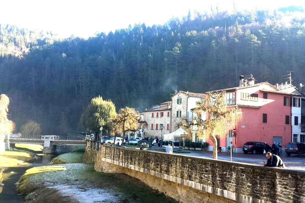 collina: passeggiate, mountain bike - Tredozio