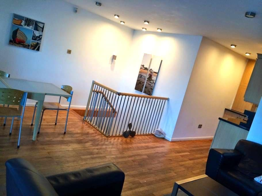The Beach House - Broadstairs - Wohnung