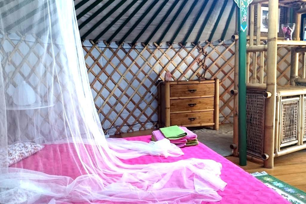 Casa Serena - Bed & Breakfast Yurt - Mala - กระโจมทรงกลม