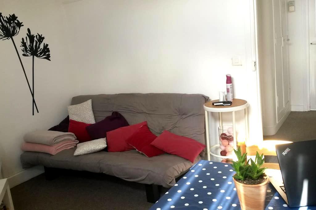 Logement lumineux et proche Paris - Enghien-les-Bains