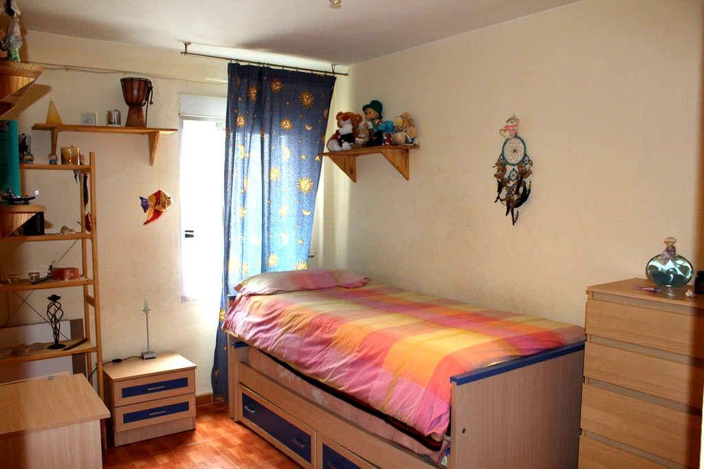 Habitación individual, para 2 pers - Sevilla