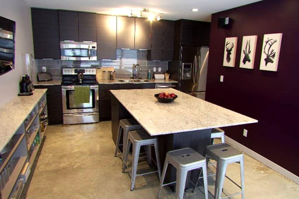 Modern Condo in River Heights - Winnipeg - Condomínio