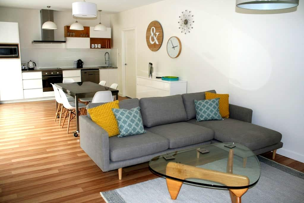 Apartment No 2 - Stylish 2 bedroom - Dynnyrne - Appartement
