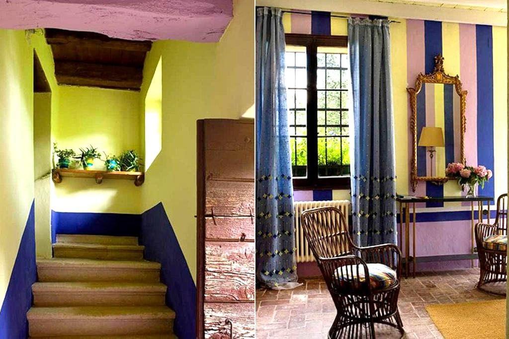Casa Lilla - Monticello - Ev