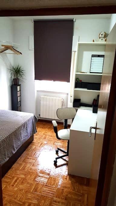 Single Room 2 - Madrid