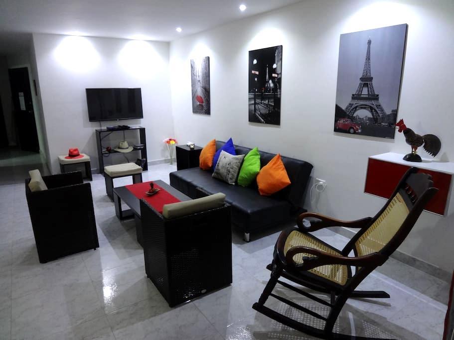 La reina del Caribe - Cartagena - Apartamento