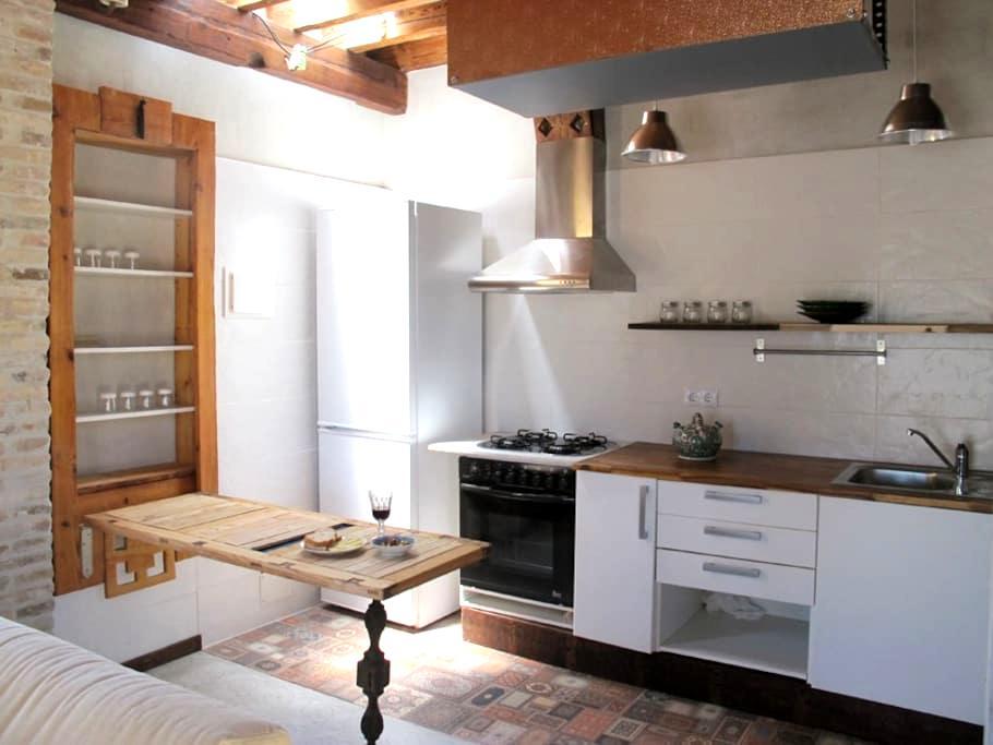 ATICO ESTILO MUDEJAR - Cartagena - Apartment