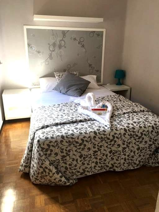Habitación  4 - Segovia - Flat