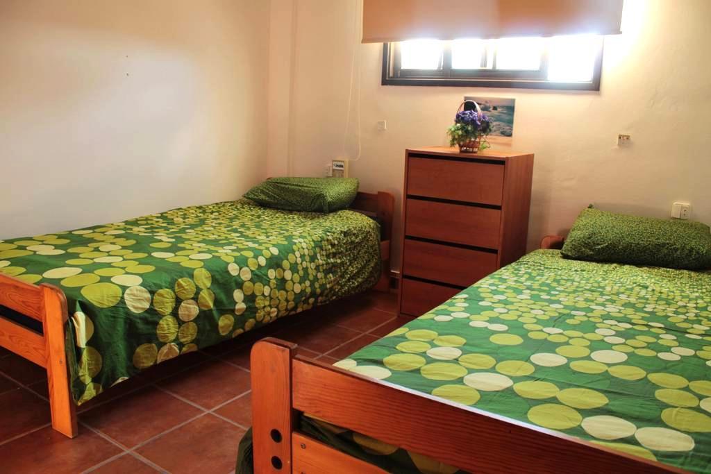 Twin room in Costa Adeje - Costa Adeje - Bed & Breakfast