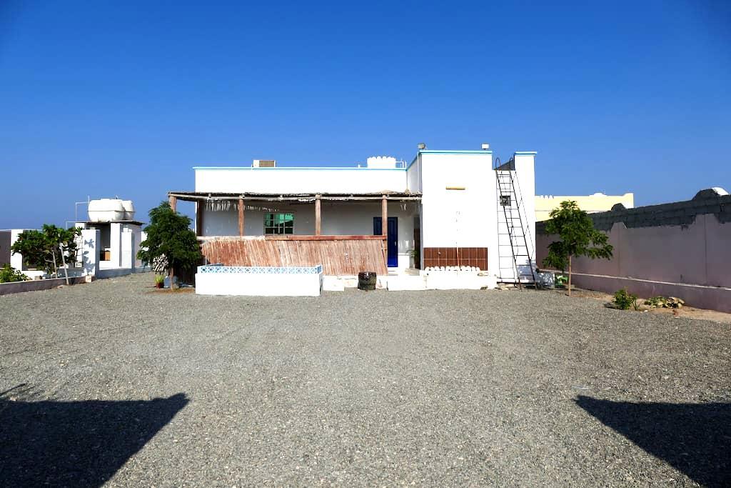 Ras al Hadd Guesthouse, Room 2 - Sur