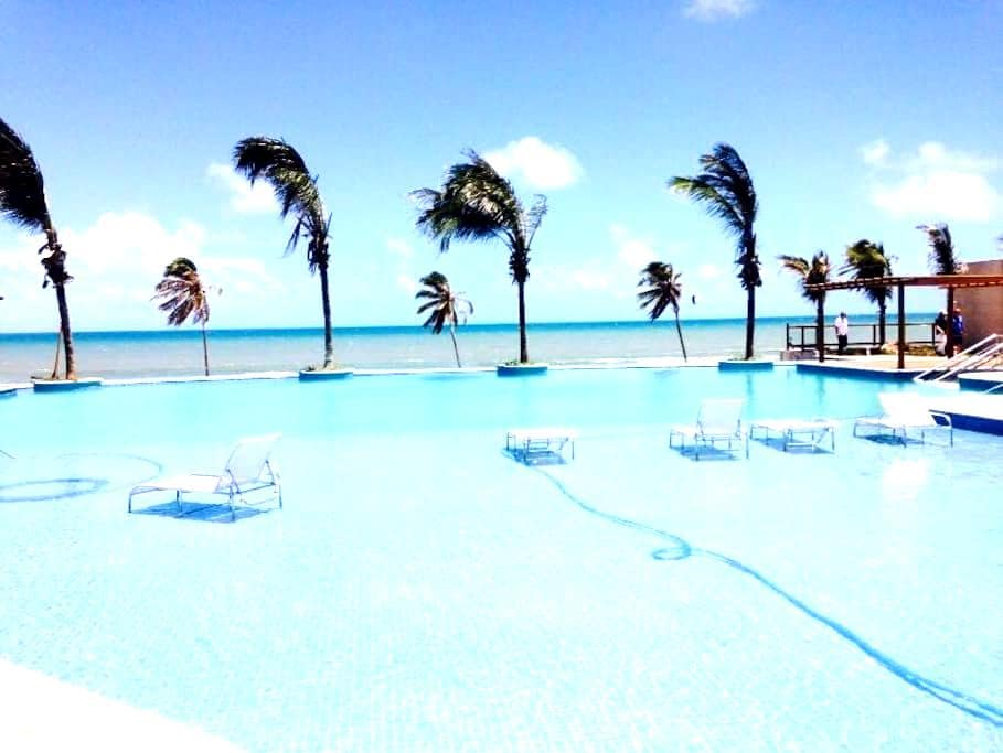 Kitesurf Paradise! Beach Front! - Caucaia
