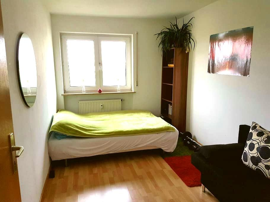 Private guest room - central, quiet & relaxing - Bamberg - Apartamento