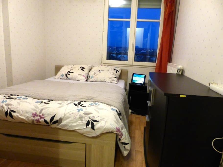 Chambre double tt confort Sartrouville - PARIS - Sartrouville - Departamento