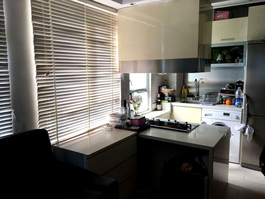 Comfy studio, fully equipped, separated bedroom - ฮ่องกง