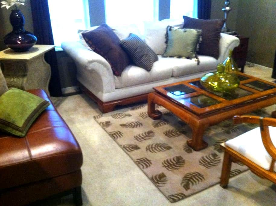Private & comfortable in Southfield - Southfield - Lejlighedskompleks