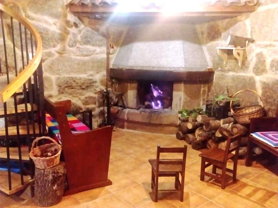 Casa aldea Galicia.... Relax, monte - Poqueira