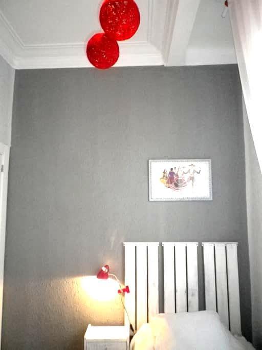 Single room * Barrio Salamanca * - Madrid