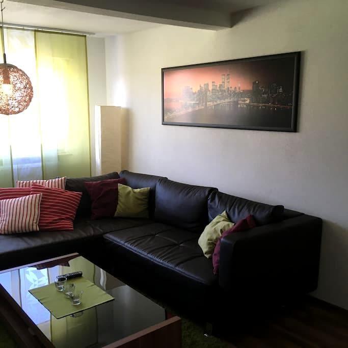 2-Zimmer Wohnung mit toller Aussicht - Kohlberg - Condominium