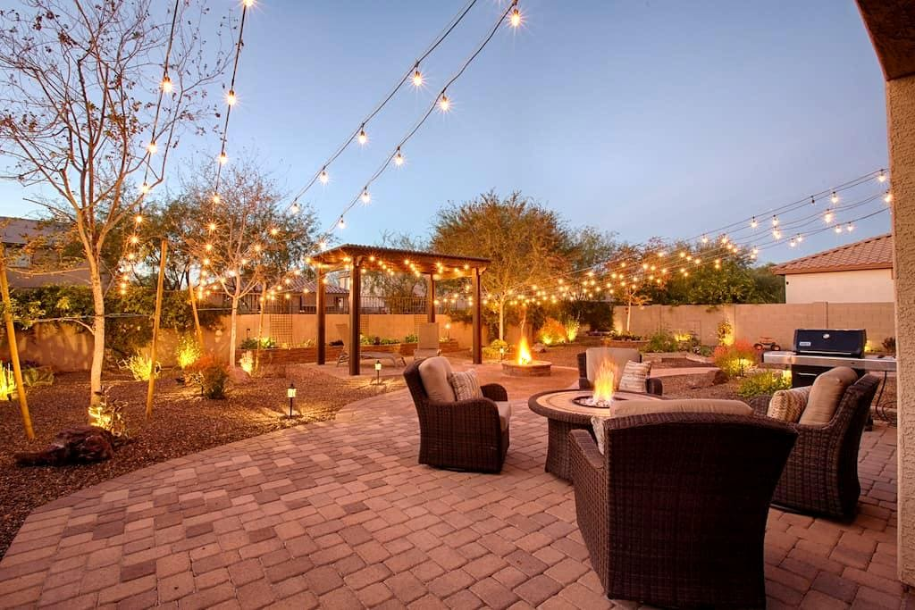 Private and Cozy - 5 Star Guest Suite Getaway! - Gilbert