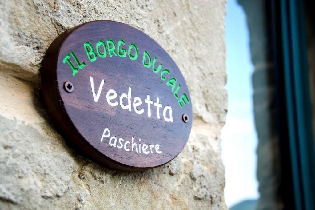 Il Borgo Ducale - Dimora Vedetta Paschiere - Castelmezzano