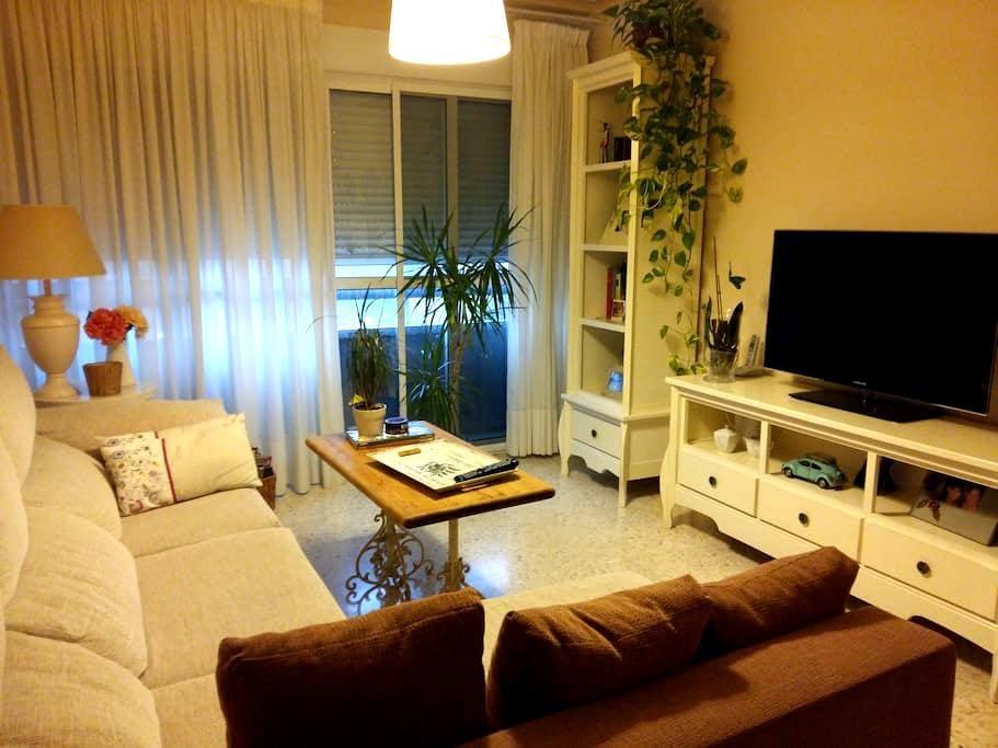 Acogedor apartamento en Mairena del Aljarafe - Mairena del Aljarafe - Huoneisto