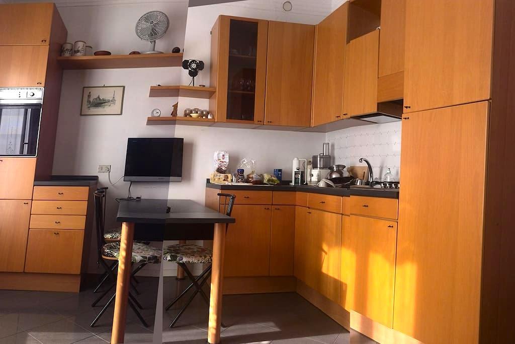 Appartamento silenzioso a 2 passi dal mare - Alassio - Leilighet