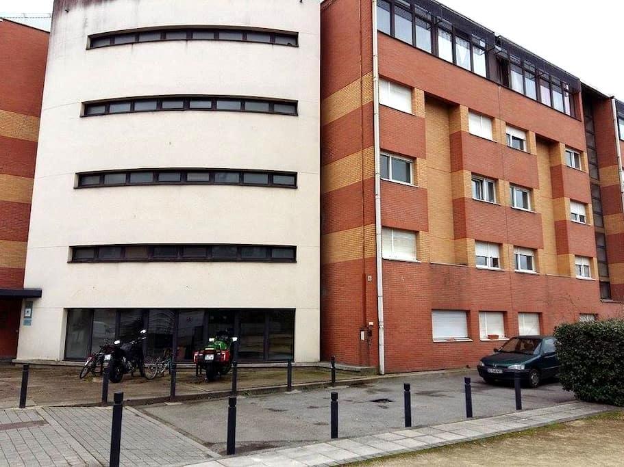 App partagé, chambre mezanine prés de gare SQY - Guyancourt - Appartement en résidence