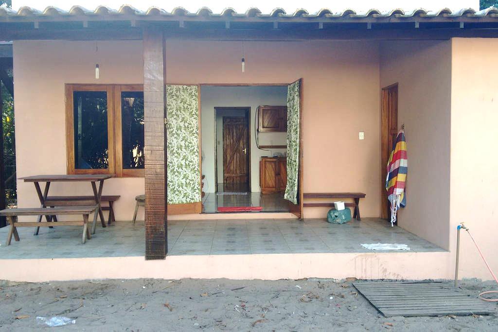 Apartamento térreo Barra Grande - Maraú - Appartamento