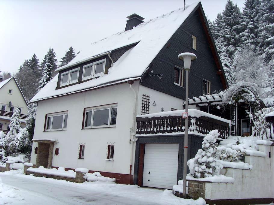 Ferienhaus in Willingen Sauerland 2-8 Pers. - Willingen (Upland) - Apartamento