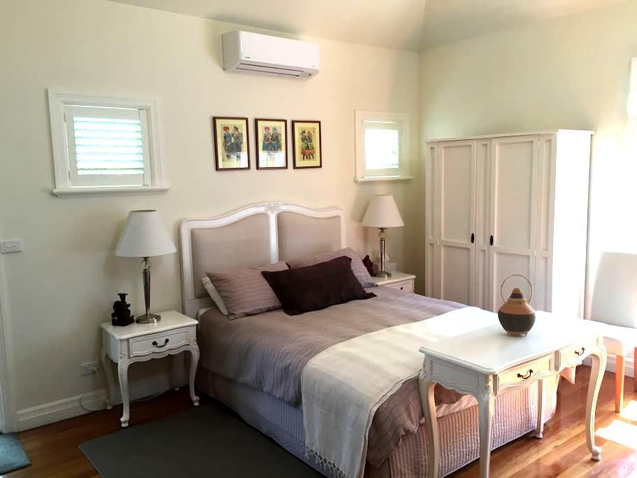 The Garden Studio - stylish convenient oasis - South Melbourne - Appartement