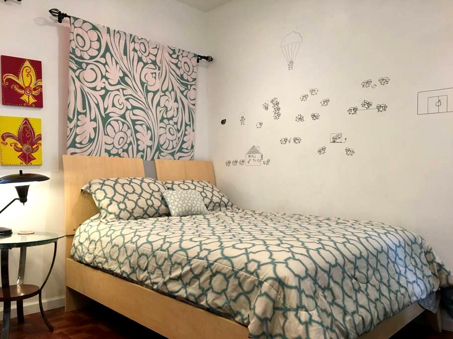 Basic studio apartment downtown - Louisville - Apartment