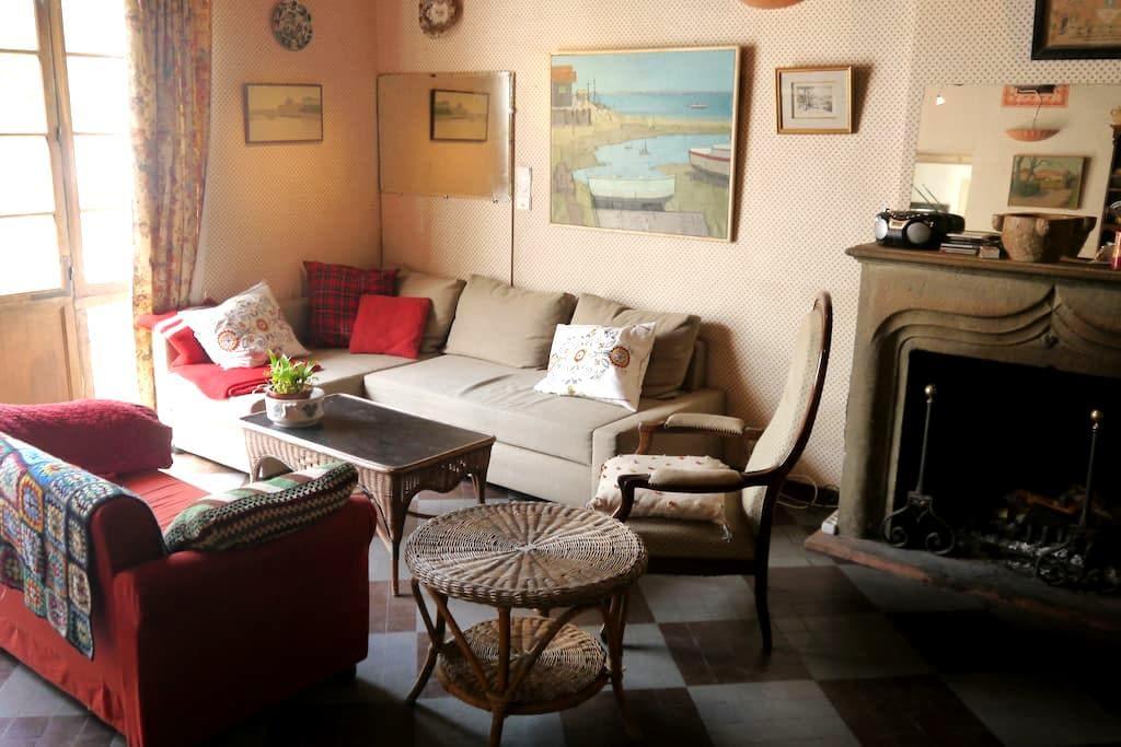 """Maison de vacances - """"Les roses"""" - Chavannes - Huis"""
