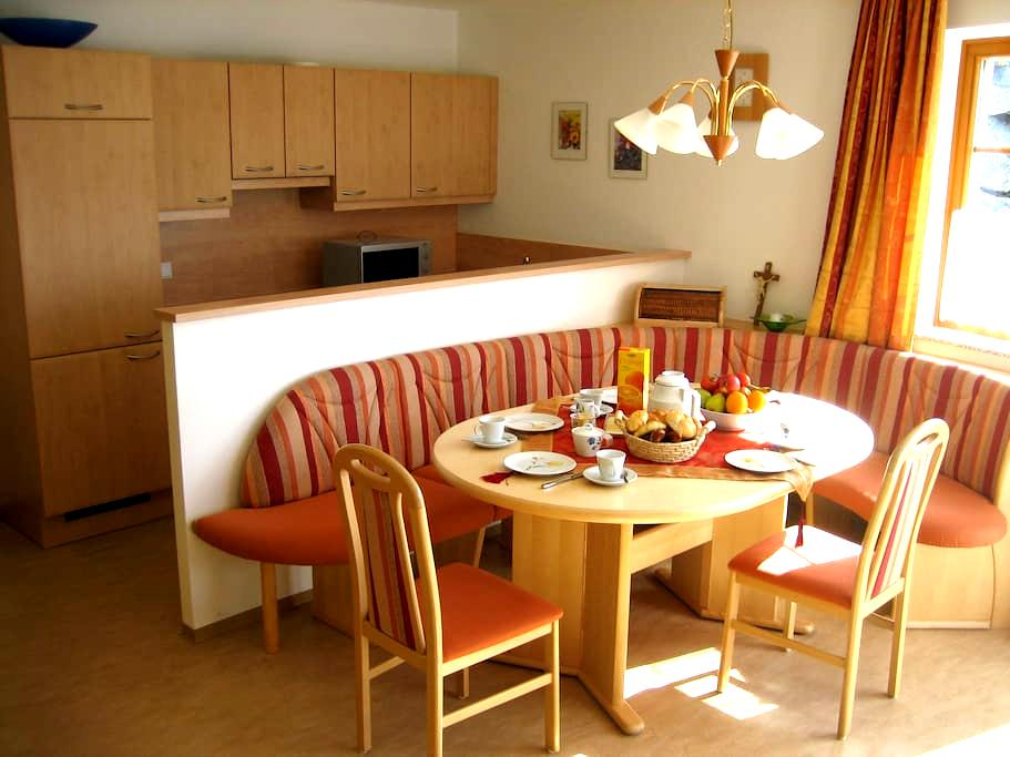 Appartement in Pistennähe - Sankt Johann im Pongau - Apartament