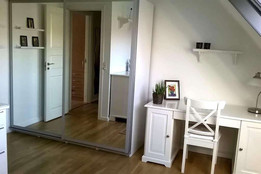 Nyistandsat værelse i Taastrup - Taastrup - Bed & Breakfast
