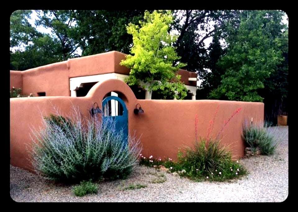 Historic Casita: Crow's Heart - Santa Fe - Casa