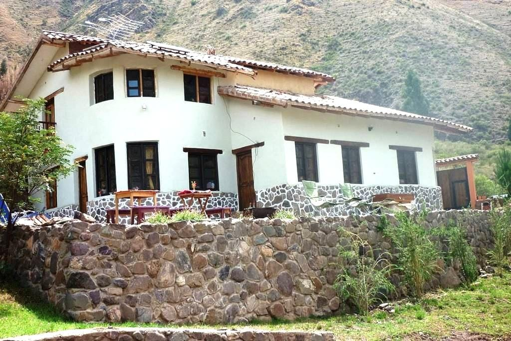 Casa de relajacion en el valle. - Calca - Huis