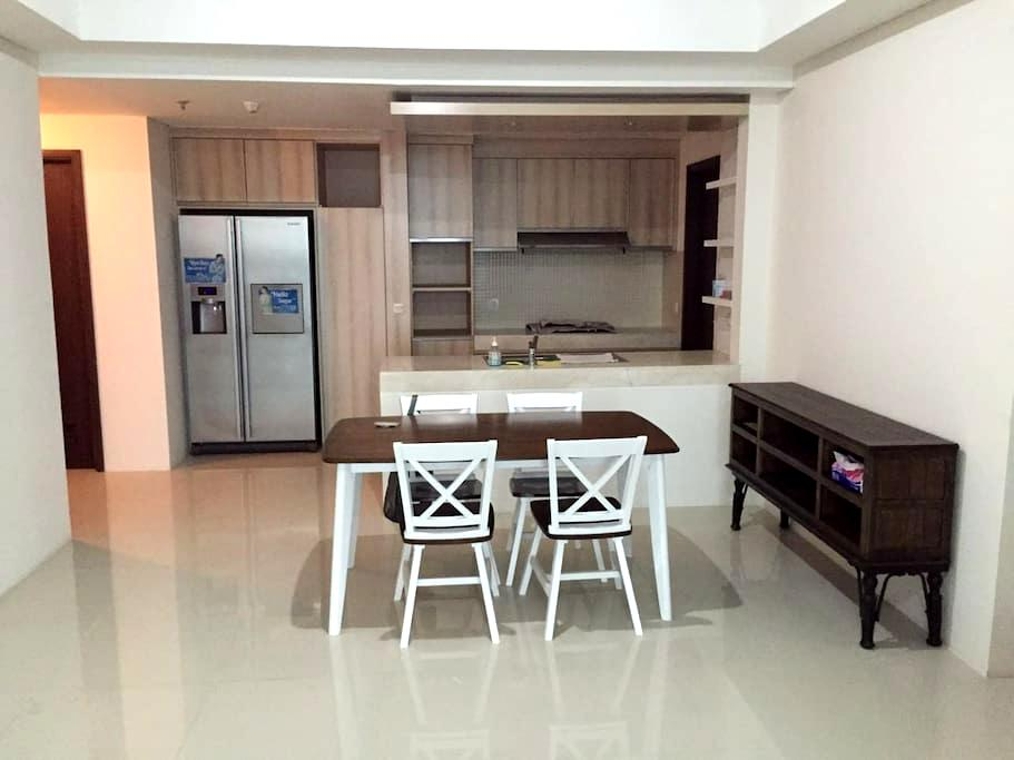 New apartment in St. Moritz, West Jakarta - West Jakarta - Lejlighed