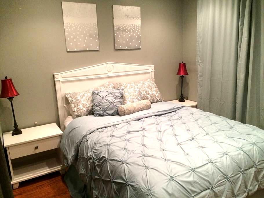 Private Bedroom/Bathroom Quiet Safe - Fremont - House