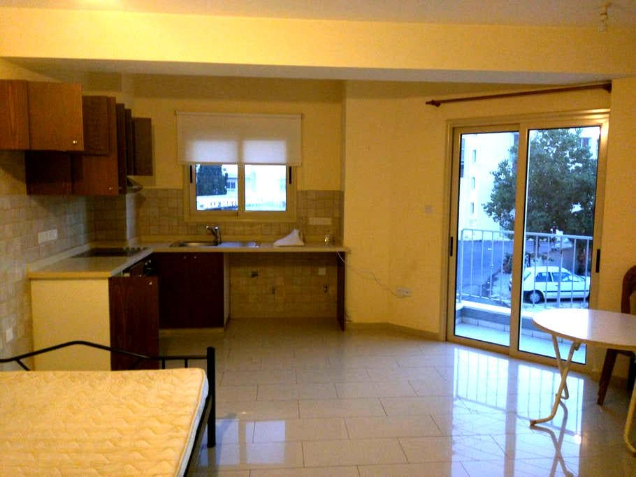 Studio in Pafos city center - Paphos