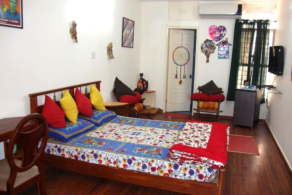 Sunshine's Nest - Bangalore - Huis