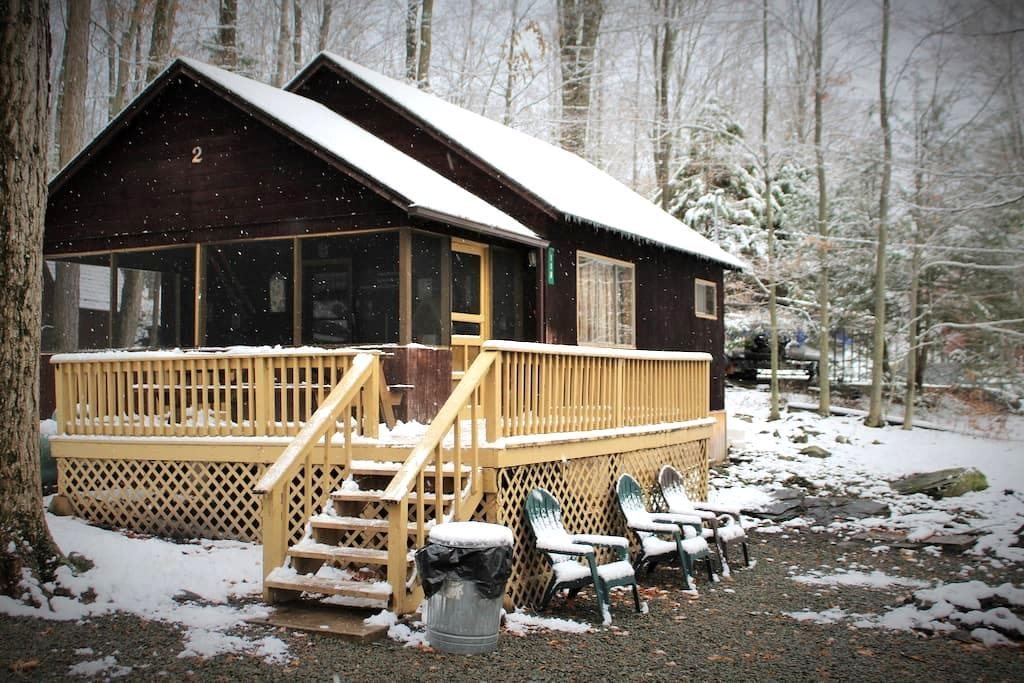 Lakeside Chalet with Boat Dock #2 - Greentown