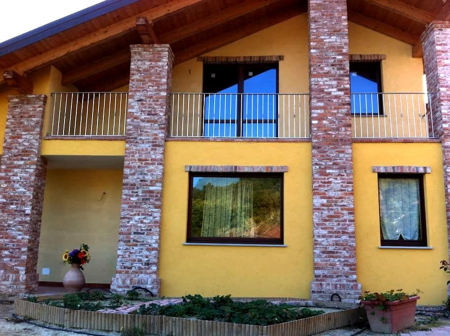 Monticello Village: Alloggio 3 - Villa-borgo - Appartamento