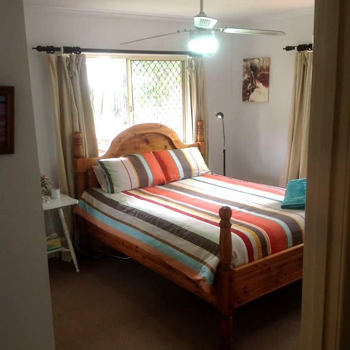 Gardeners Delight - Spacious private Queen room + - Harlaxton - House