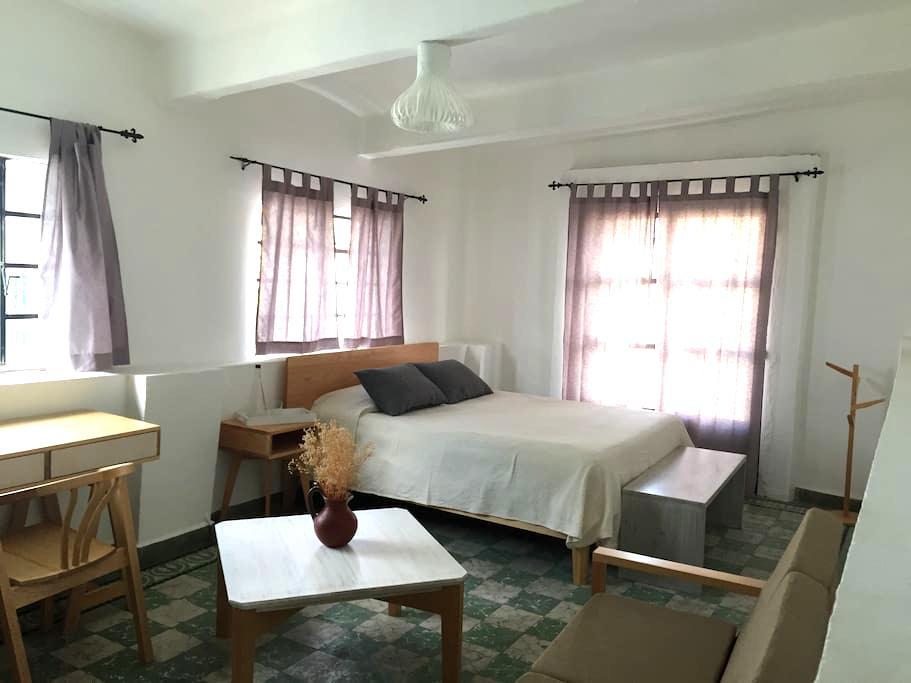 VERDE room at Furniture Showroom - Oaxaca - House
