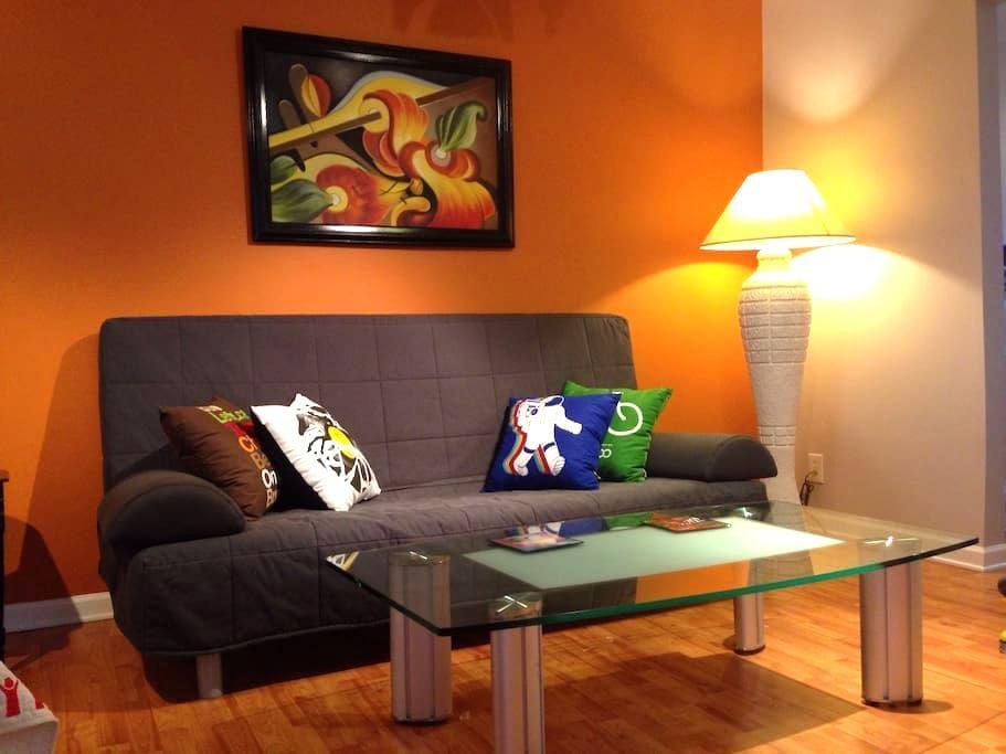 Guest appartment, park like setting - 路易斯維爾 - 公寓