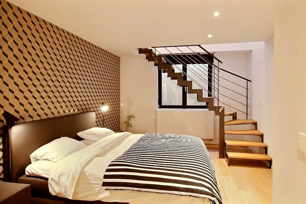 Wonderful, Brand NEW 115m2 Duplex ! - Woluwé-Saint-Lambert