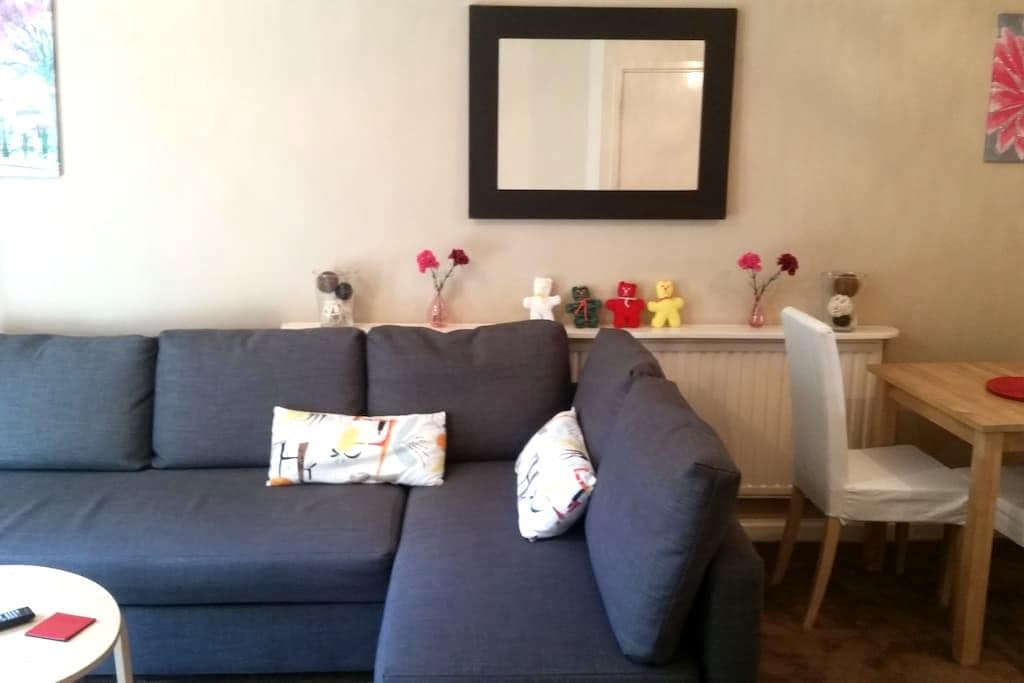 the cloisters in the heart of the city - Canterbury - Apartment